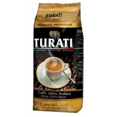 Кофе Turati Previlegio (1 кг, зерно)
