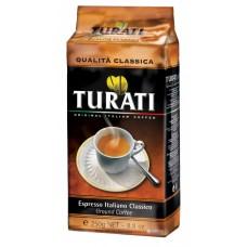 Кофе Turati Classic в/у молотый 250г.