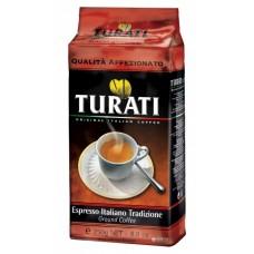 Кофе Turati Affezionato в/у молотый 250г.