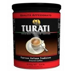 Кофе Turati Affezionato ж/б молотый 250г.