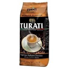 Кофе Turati Classica (1 кг, зерно)