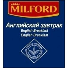 Чай Milford Eng. Breakfast Англ. завтрак 200 пакетиков