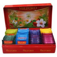 Чай Milford ассорти 96 пакетиков